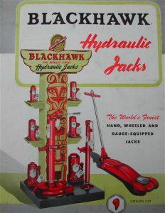 Blackhawk Hydraulic Jack Sales & Service